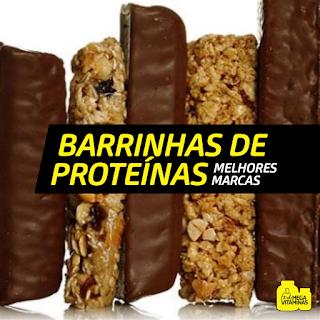 barrinhas de proteinas barra proteica proteina melhor marca fibras cereais frutas nuts qual a diferenca tipos como escolher a melhor mais gostosa menos calorias sodio