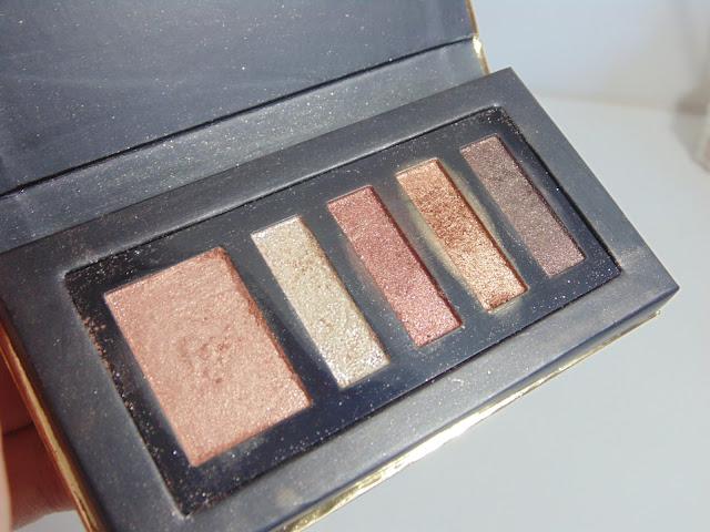 Paleta Holiday 2015 Beauty Box Warm Night Lancôme
