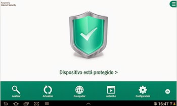 Protege tu telefono movil con Kaspersky Internet Security