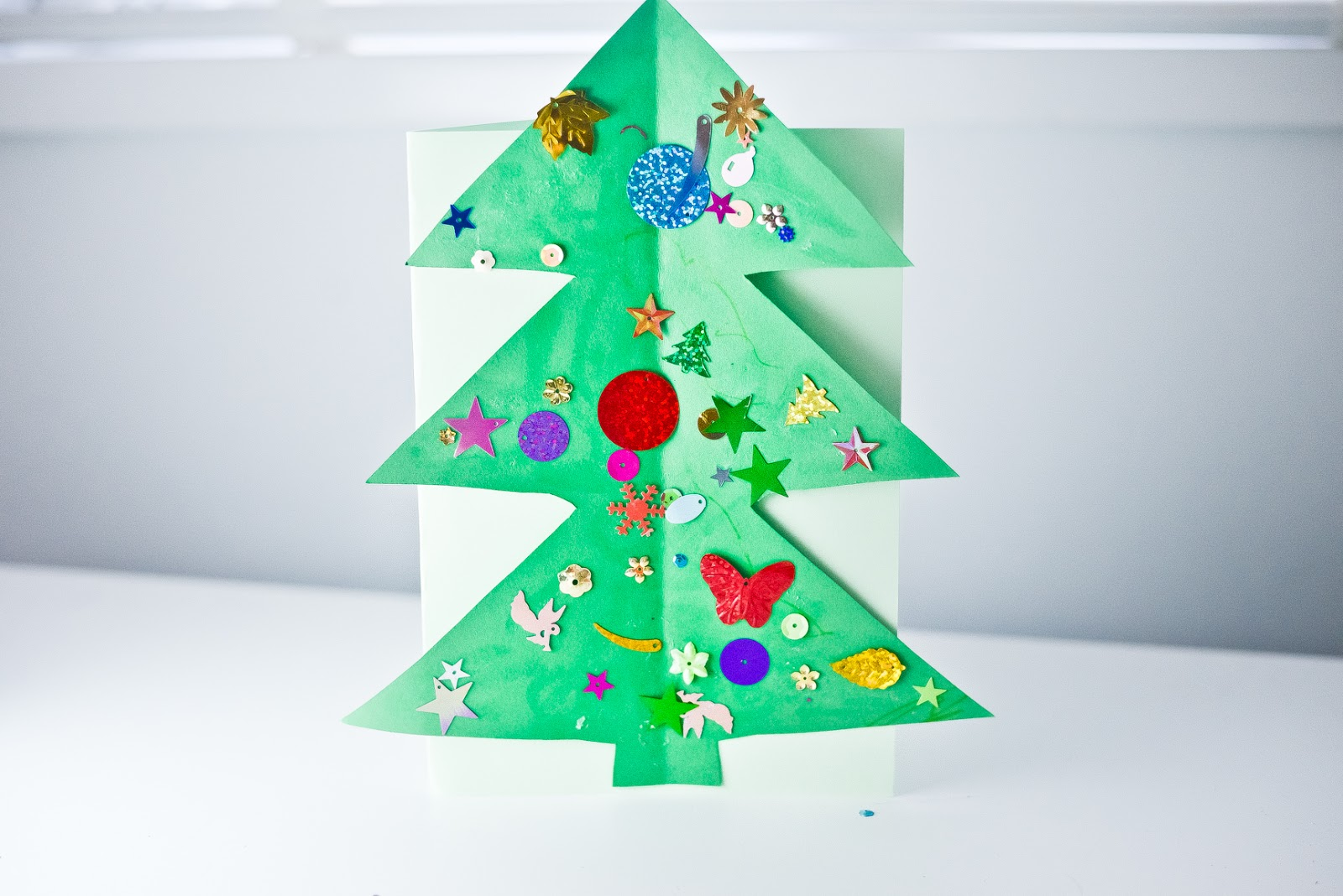 10 Really Easy Kids Crafts For Christmas