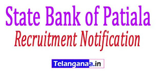 State Bank of Patiala Recruitment 2017 Online Apply