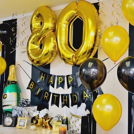 63 Dekorasi Ulang Tahun Dewasa Sederhana Di Rumah Paling