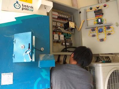 melayani instalasi panel otomatis genset