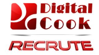 Digitaalcook  RECRUTE PLUSIEURS PROFILS