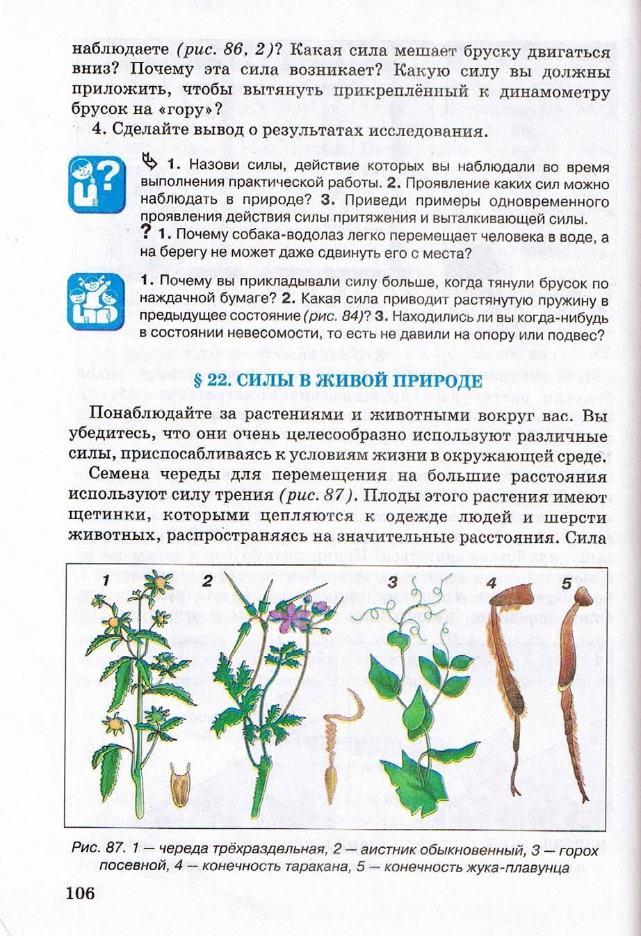 ильченко 6 в.р класс решебник по природоведению