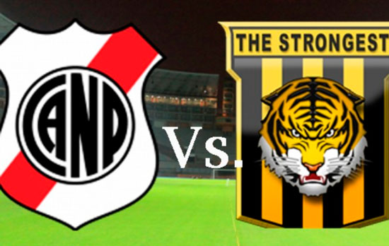 En Vivo Nacional Potosí vs. The Strongest