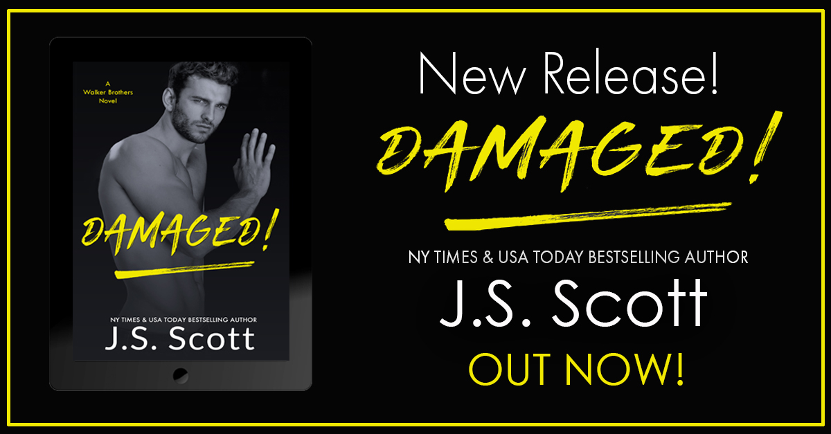 Damaged By Js Scott New Release Four Chicks Flipping Pages