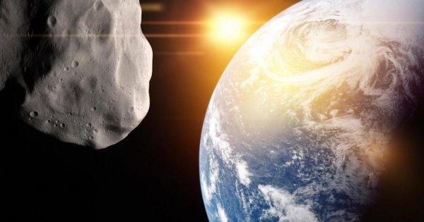 Τεράστιος αστεροειδής θα περάσει «σχιστά» από τη Γη με 61.000 χλμ/ώρα (βίντεο)