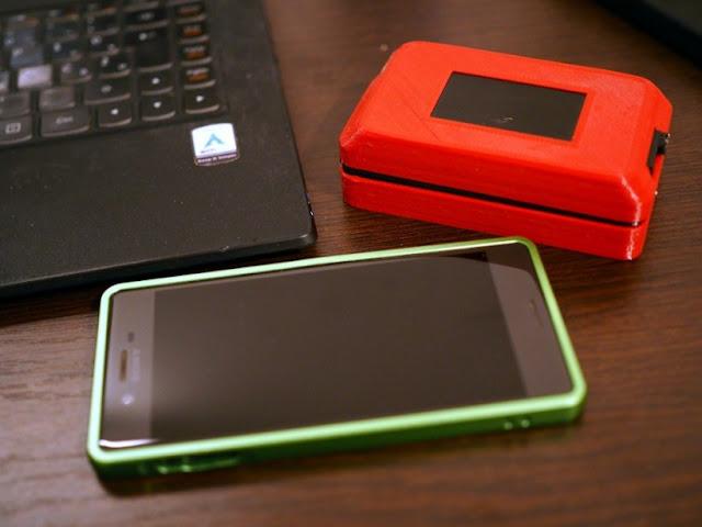 hgTerm é um  mini computador Raspberry P que roda jogos playstation