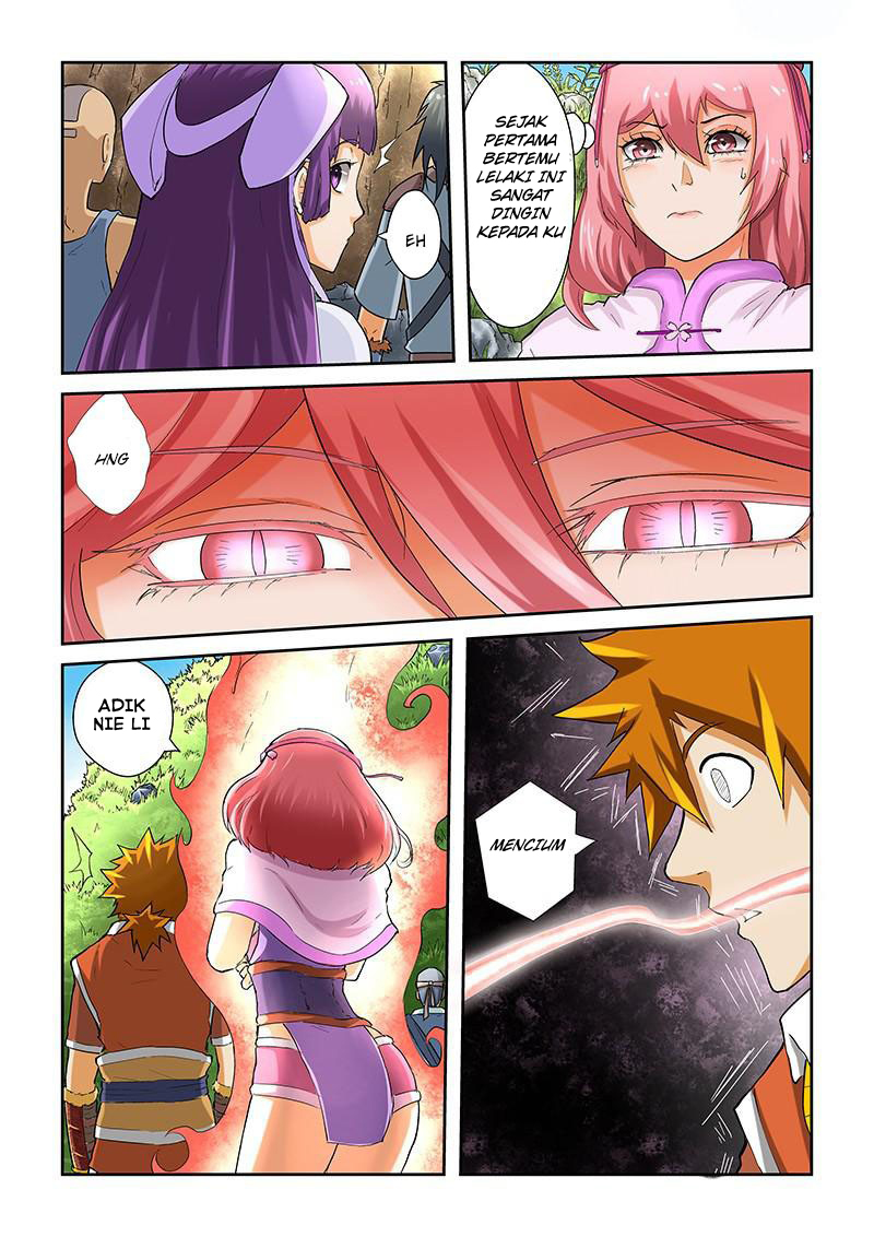 Tales of Demons and Gods Chapter 49