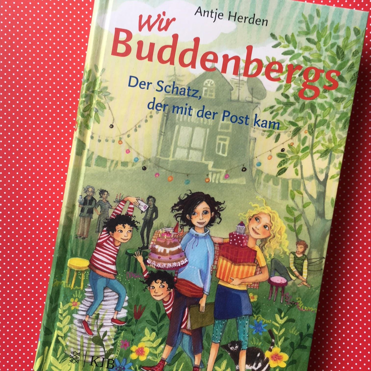 Kinderbuchblog Familienbücherei Wir Buddenbergs Der Schatz Der