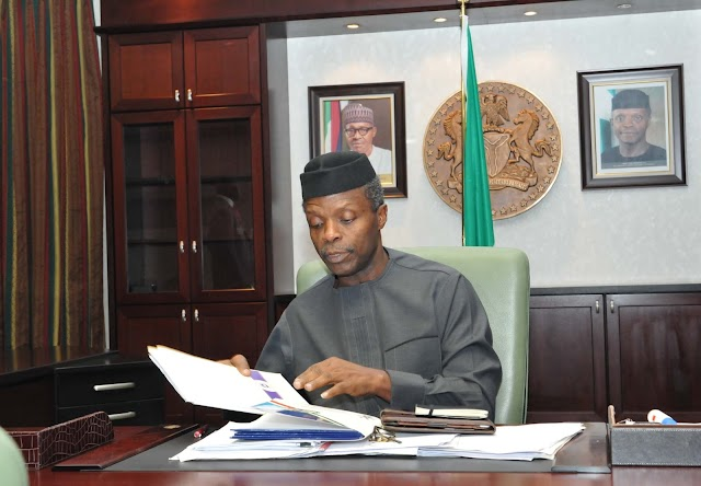 National Assembly Finally Sends the 2017 Budget to Osibanjo for Signing