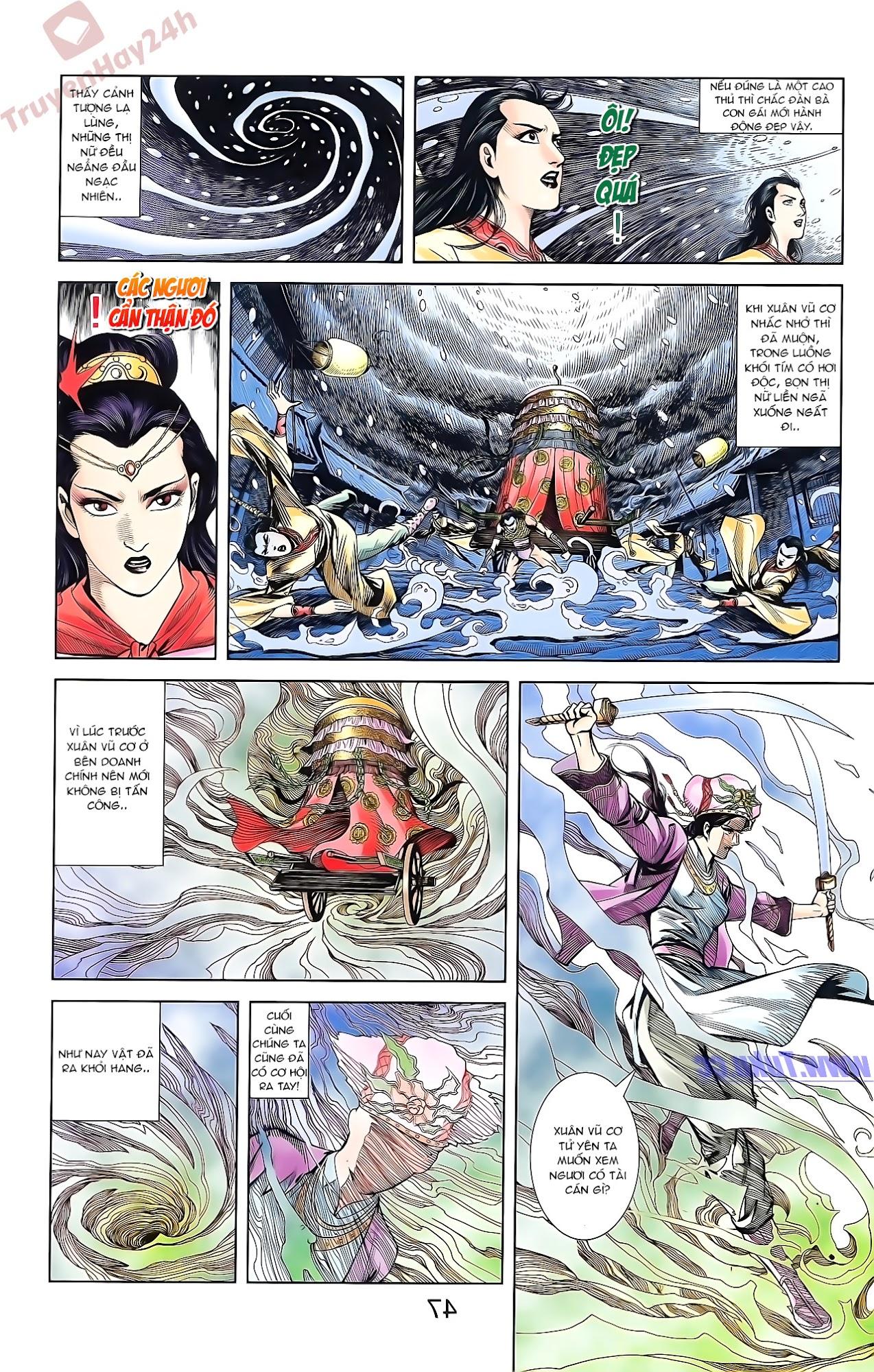 Tần Vương Doanh Chính chapter 51 trang 14