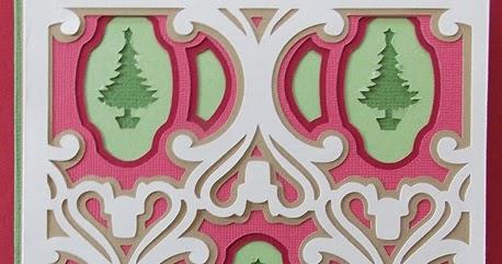 Daily Grace Creations Christmas Card 2 Annas Layered