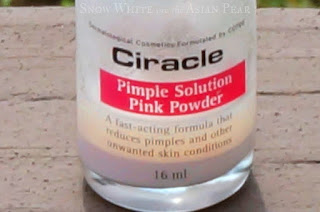 Ciracle Pimple Solution Pink Powder