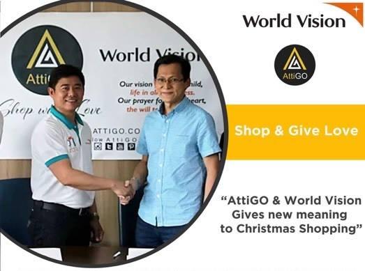 AttiGO and World Vision Development Foundation (WVDF) partner for a new shopping platform