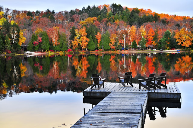 5 Inexpensive Fall Weekend Getaways  via  www.productreviewmom.com