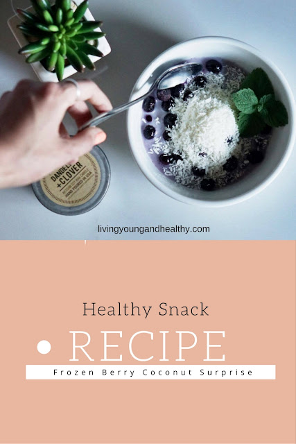 Healthy Snack to Curb Sweet Cravings