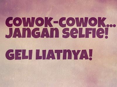 Jangan-selfie