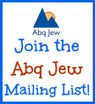 Join The Abq Jew Mailing List!