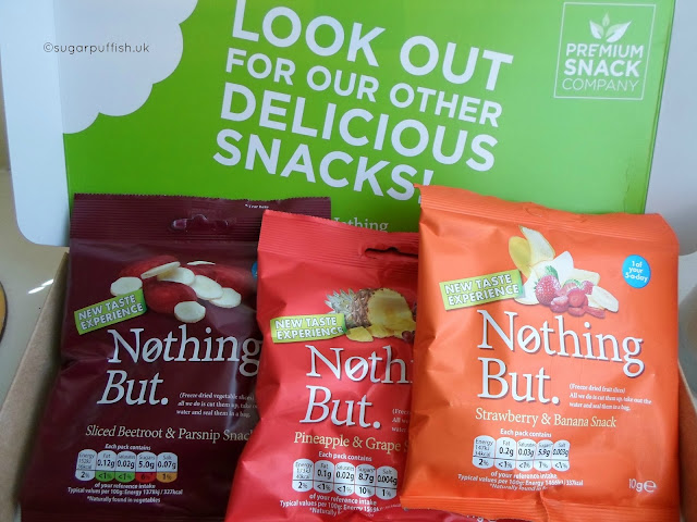 Nothing But Snacks & National Vegetarian Week 2015