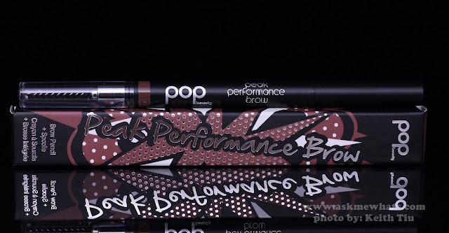 A photo of Pop Beauty POP Peak Performance Brow