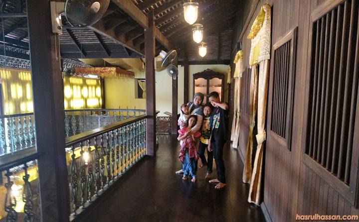 Senibina Istana Jahar, Muzium Adat Istiadat Diraja Kelantan
