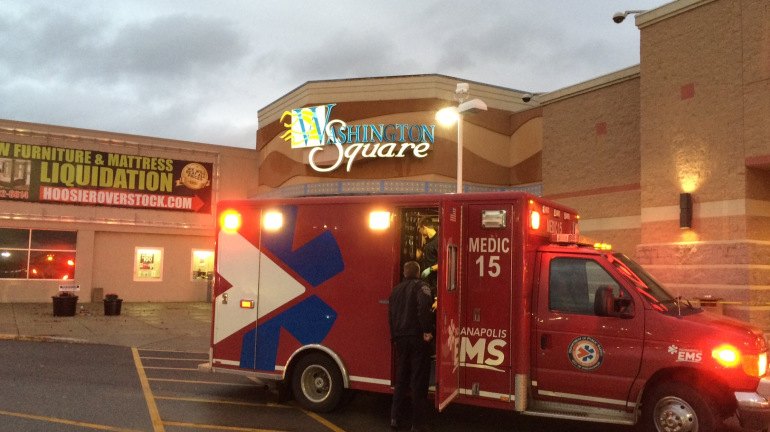 Washington Square Mall Shooting