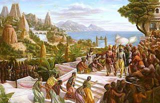 dwaraka - Pueblos Dravídicos y mito de Lemuria