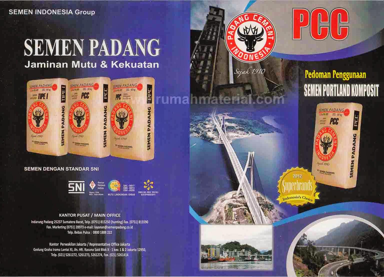 Semen Padang (Portland Composite Cement)