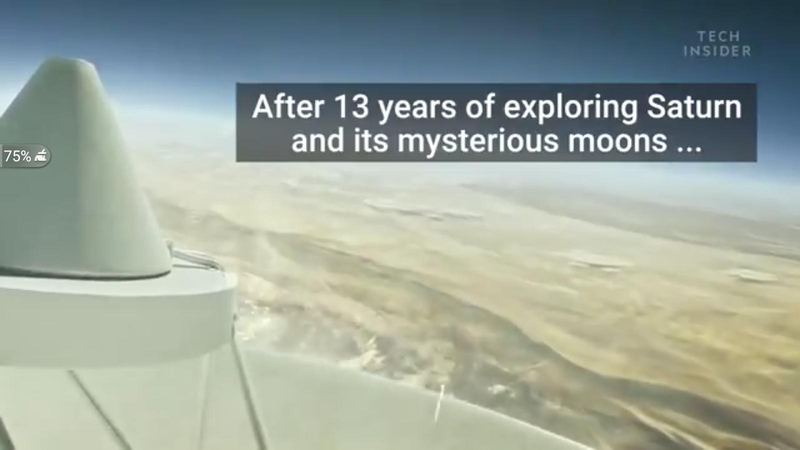 光明會 錫安長老會 聖羅馬帝國和NWO 及森遜密碼驗證: NASA將在9月15日透過衝入土星來毀滅一艘三十二億美元的 ...