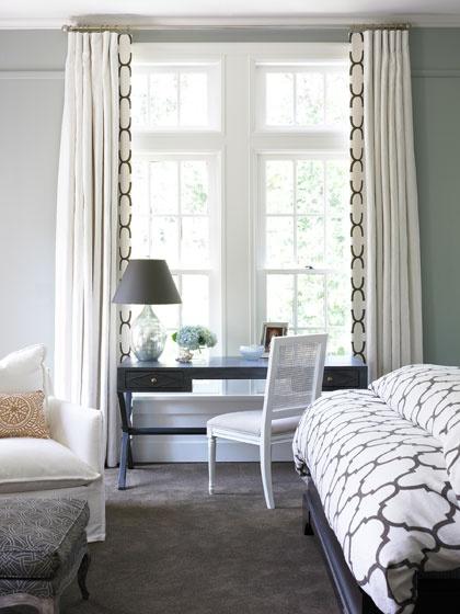 Valance Window Treatments Living Rooms Drapery Panels