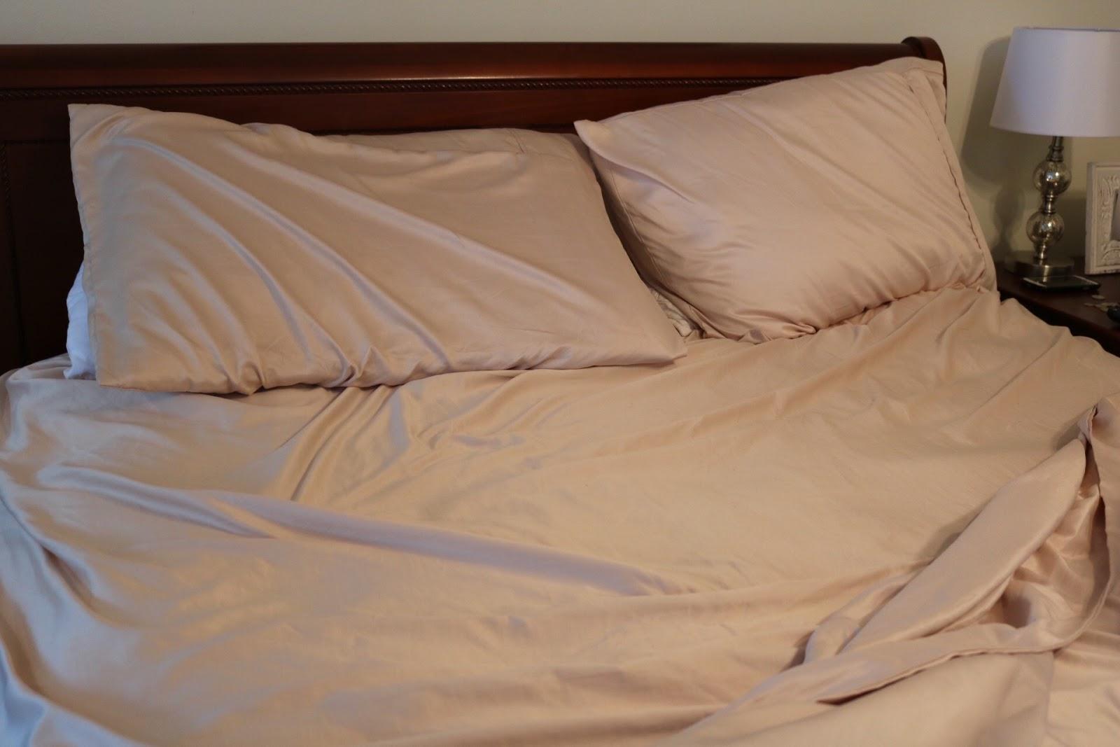 Silk satin sheets for hair