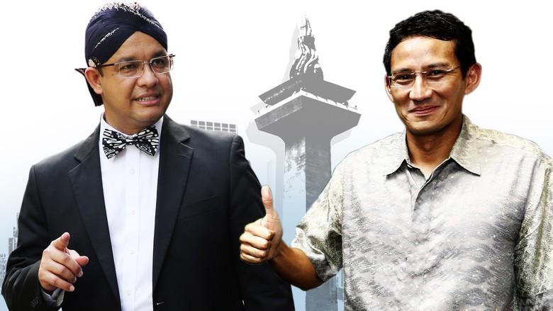 PPP Pecah Tiga di Pilgub DKI, Muncul Kubu Pendukung Anies-Sandiaga