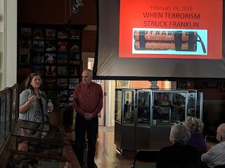 Mary Olsson introduces Alan Earls