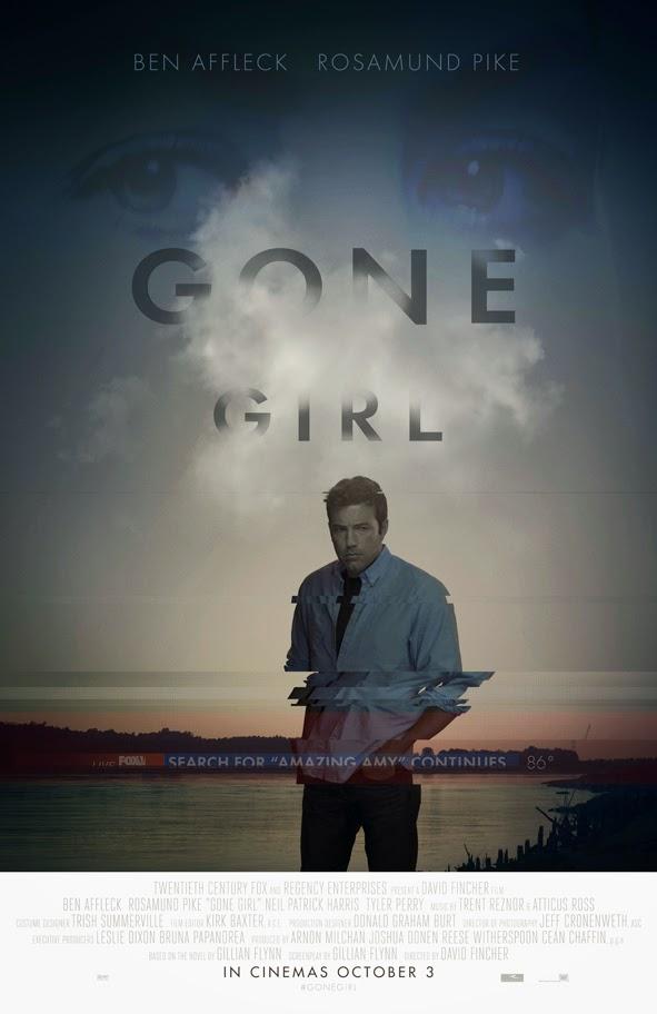 Gone Girl - Zaginiona Dziewczyna - 2014