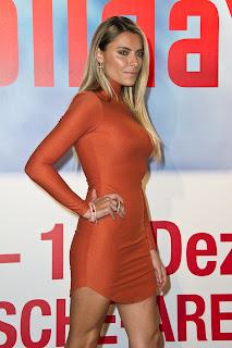 Sophia Thomalla – Holiday on Ice Gala – Stuttgart, Germany