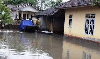 Desa Sukadamai Dilanda Banjir