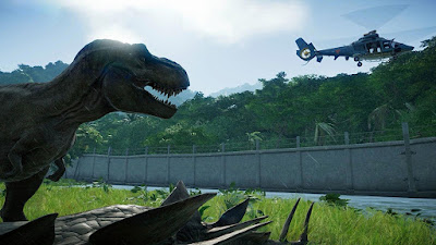 Jurassic World Evolution Game Screenshot 4