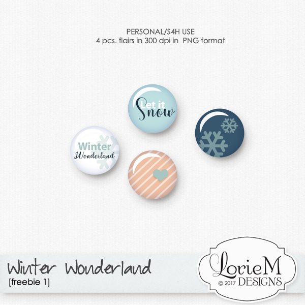 Winter Wonderland $1.00, 6 Pack + FWP Offer + Freebie