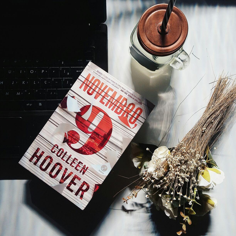 9 NOVEMBRO (NOVEMBER 9) - COLLEEN HOOVER, BLOG CONFIDENT POR LETÍCIA CAETANO
