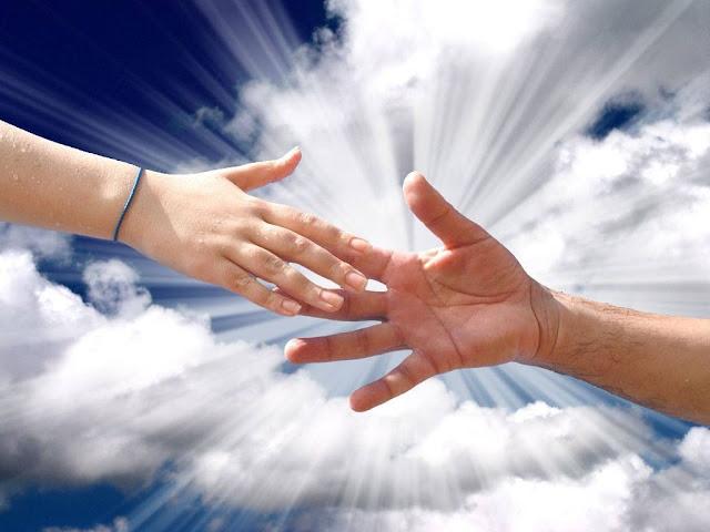 manos ayudan
