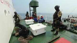 Tim Fleet Quick Response (WFQR) TNI AL