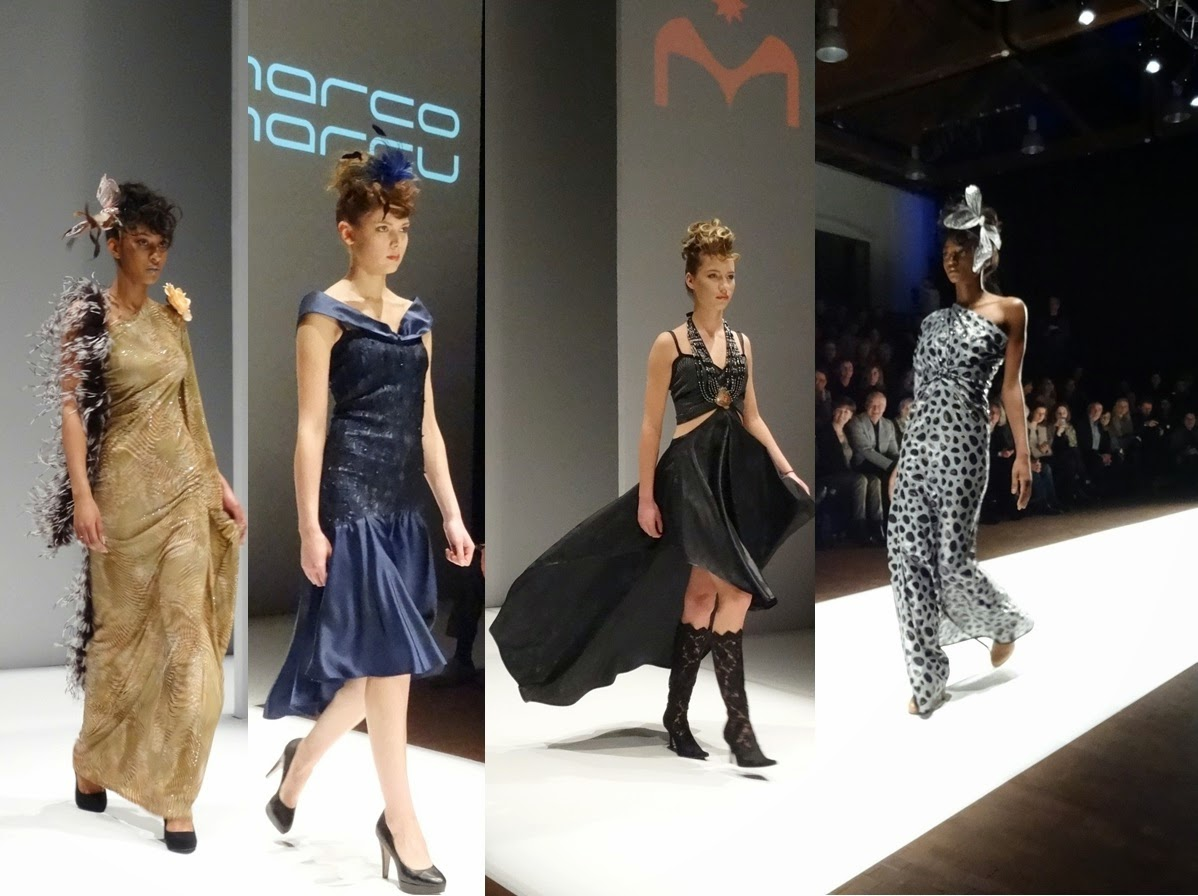 Marco Marcu Fashion show