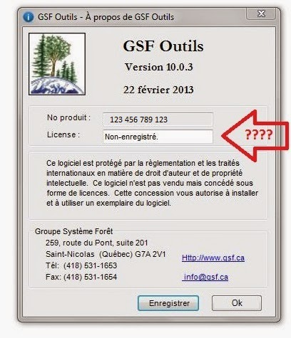 gsf outils