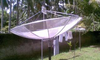 jasa pasang parabola beji