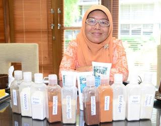 Founder Ocean Fresh Linawati Hardjito Prof. PhD