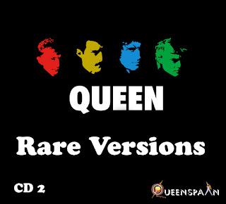 Rare Versions Queen CD 2