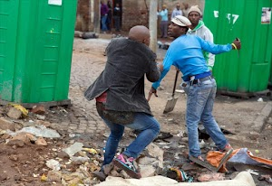AGAIN??  Another Two Nigerians Shot Dead During Deadly Attack In South Africa