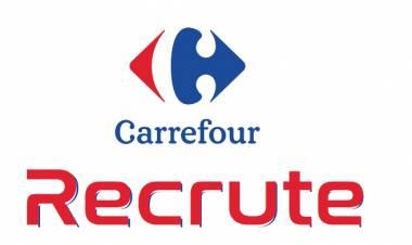 شركة كارفور تنتدب مجموعة من الإطارات والعملة Carrefour